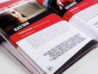 2010 Savannah Film Festival pocket guide detail