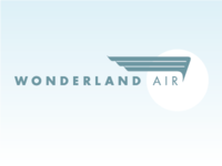 Wonderland Air Logo