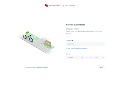 Isometric Illustration sign in. splash signin university college web design ou illustration drawing google isometric