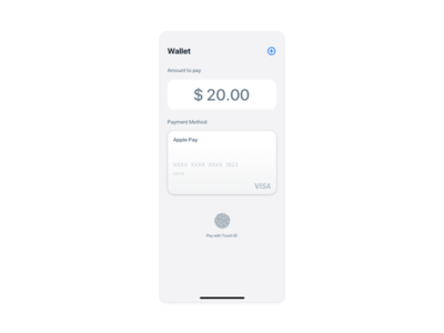 Wallet Update Still checkout cash apple pay pay ui app ios wallet
