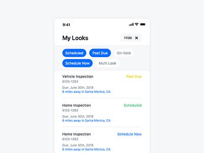 WGL enterprise ui select browse filter