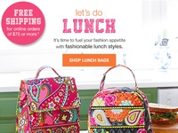 Email - Lunch Bag Feature - 07/09/14