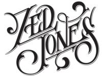 ZED JONES logo