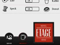 Etage Graz App