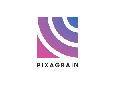 Pixagrain Logo logo