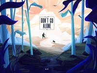 Dont Go Alone Beer