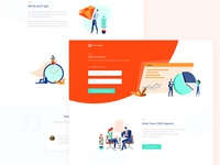 Landing page - seo analyzer