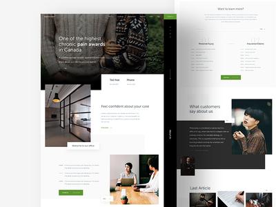 Law Company - Website 💼👨💼