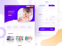 Smile Nation v2 - Landing Page 👩‍⚕️🔎😄