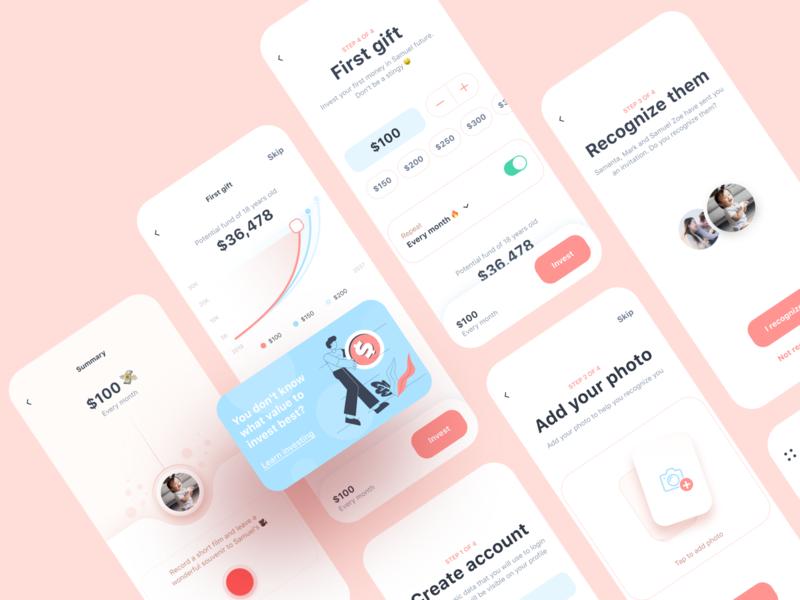 Investing app 💸