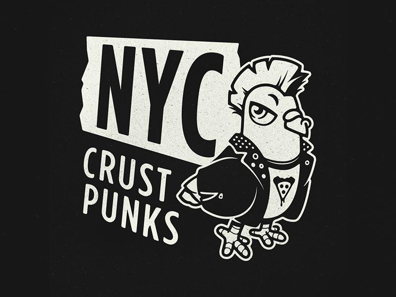 Crust Punk punk nyc