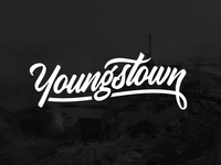 Youngstown Script