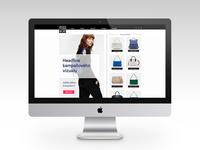CUBE website redesign
