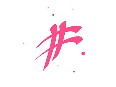#FenyFenam Logo music slovakia bratislava logo design identity logotype logo fenyfenam ff