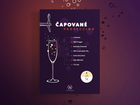 Draught Proseccino poster