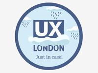 Ux London Stickers