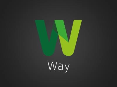 Way branding logo