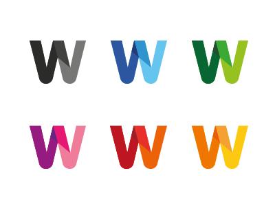 Way2 brand logo colours