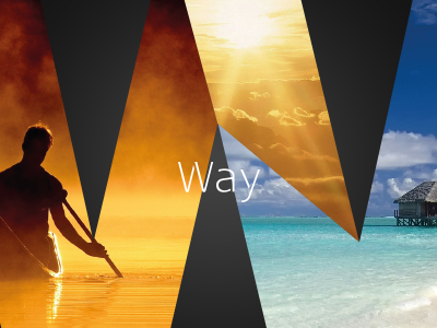 Way3 brand images photography