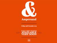 Ampersandconf.com 2015