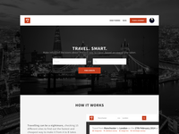 Travellerr Concept