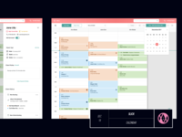 DEC 18: Slick - Calendar Screens