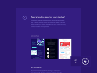 SYKE - Landing - Get an Awesome Landing Page for your Startup!
