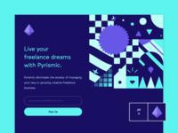 Pyrismic - Pyrismic.com - Now Live!