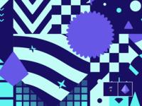 Pyrismic - Brand Pattern