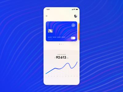 Banking UI Kit - Concept 3