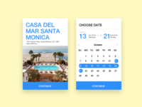 UX challenge - Hotel Booking