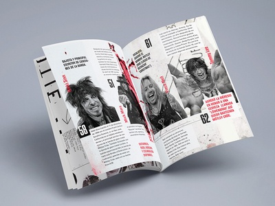 Mötley Crüe Pressbook