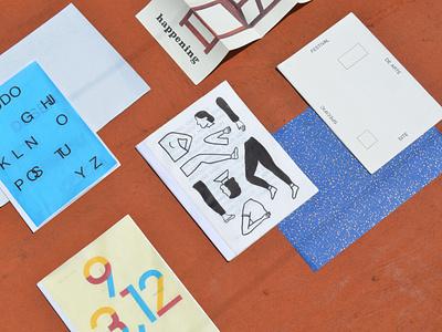 DALE Magazine publication editorial design vector logo illustration design typography branding