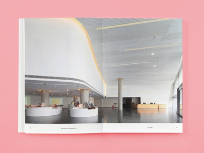 Artron Art Center architecture cover design book editorial design illustration branding typography