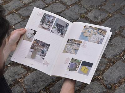 Tanya Rey (Zürcher Hochschule der Künste) publication magazine visual identity logo icon editorial design illustration design branding typography