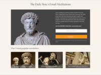 DailyUI 026 - Subscription