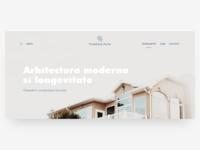 Real estate developer landing page
