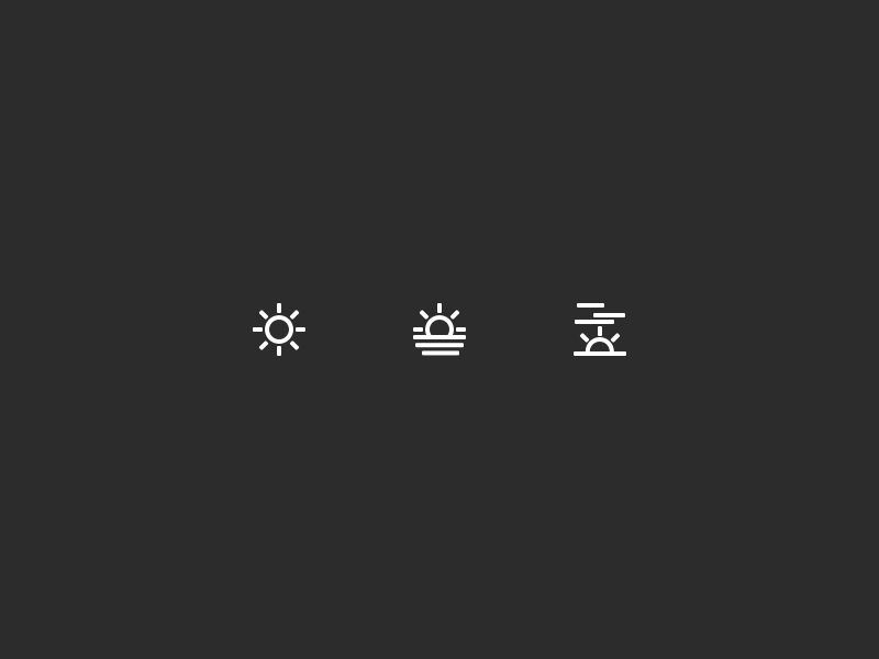 Icon-works-vol1 weather time ux ui app free icons tristan gevaux