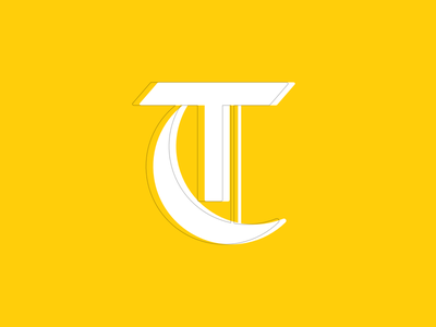 Self Branding typography blackletter identity branding logo monogram