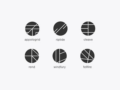 Maple Inside  -Osi open-source technology brand identity logo app