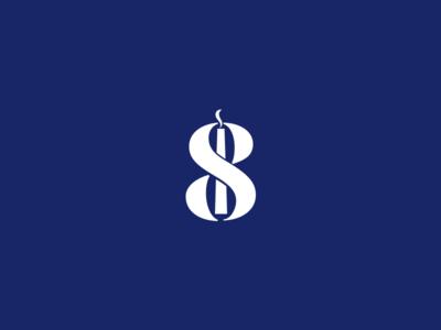 Basvillains logo identity monogram