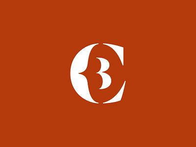 BeCoffe-monogram coffee brand logotype design branding typography logo identity