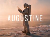 Augustine - San Serif Font