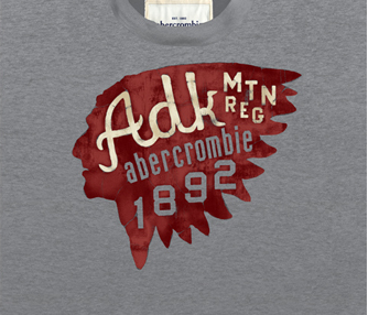 Abercrombie Tee #1 abercrombie tee shirt t-shirt shirt clothing apparel graphics anf