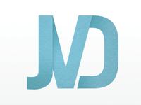 JVD Design Logo in Progress #1