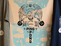 SDCO 2018 Ping Pong T-Shirt