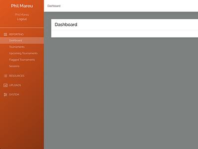 LaraManager - Dashboard admin