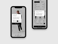 Aeance e-commerce app
