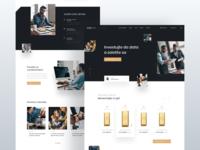 Gold Investment - Homepage V2