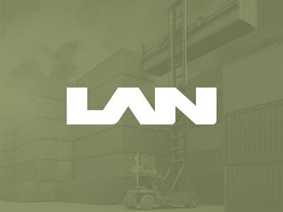 LAN logotype logos logo design logodesign logo identity design identity branding idenity branding design branding concept branding and identity branding agency branding brand design brand